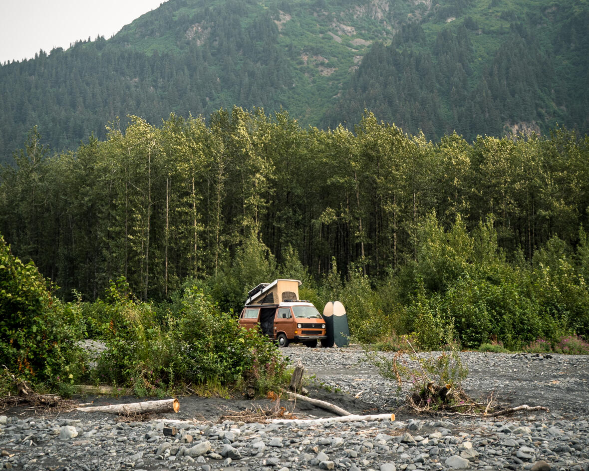 How do you prepare a van road-trip?