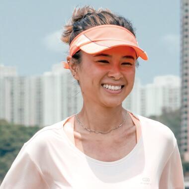 【跑步女生大使】跑步使我充滿自信