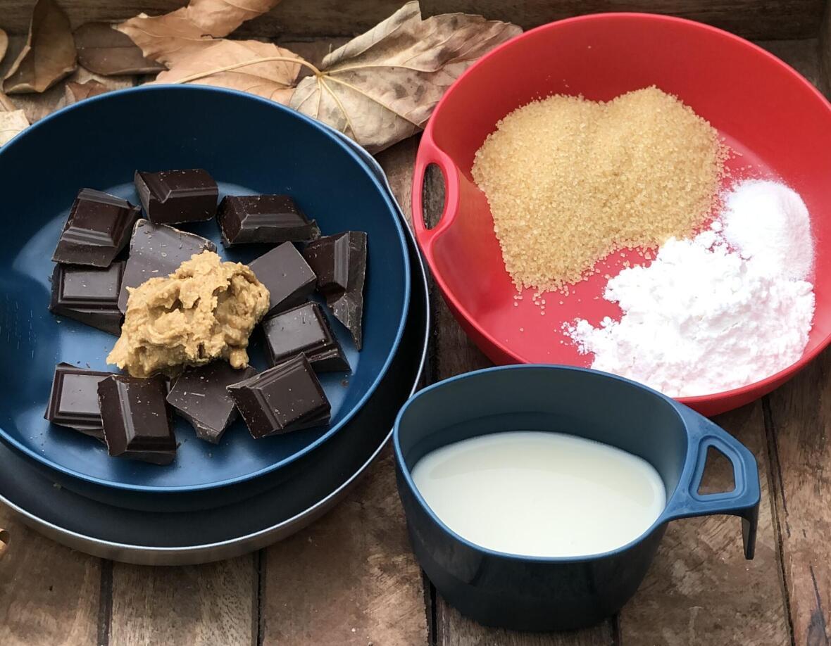 Recette de brownie peanut butter