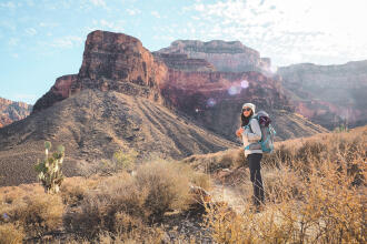MICRO-ADVENTURE IN THE HEART OF THE GRAND CANYON