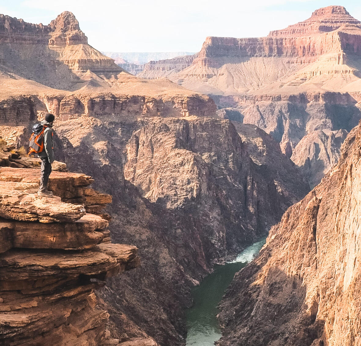 VANLIFE IN THE GRAND CANYON