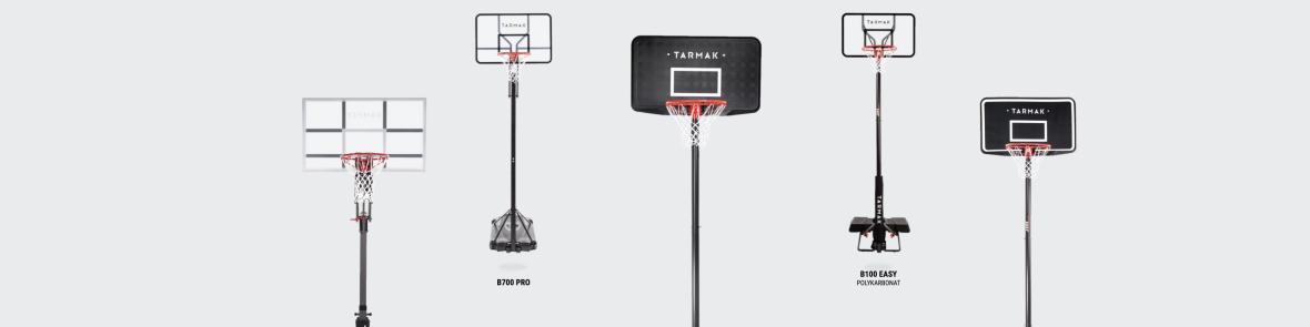 Så väljer du basketkorg