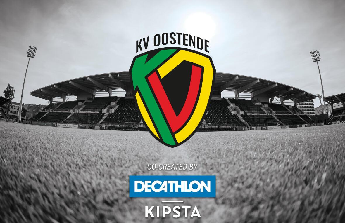 KIPSTA partenaire du KV Ostende