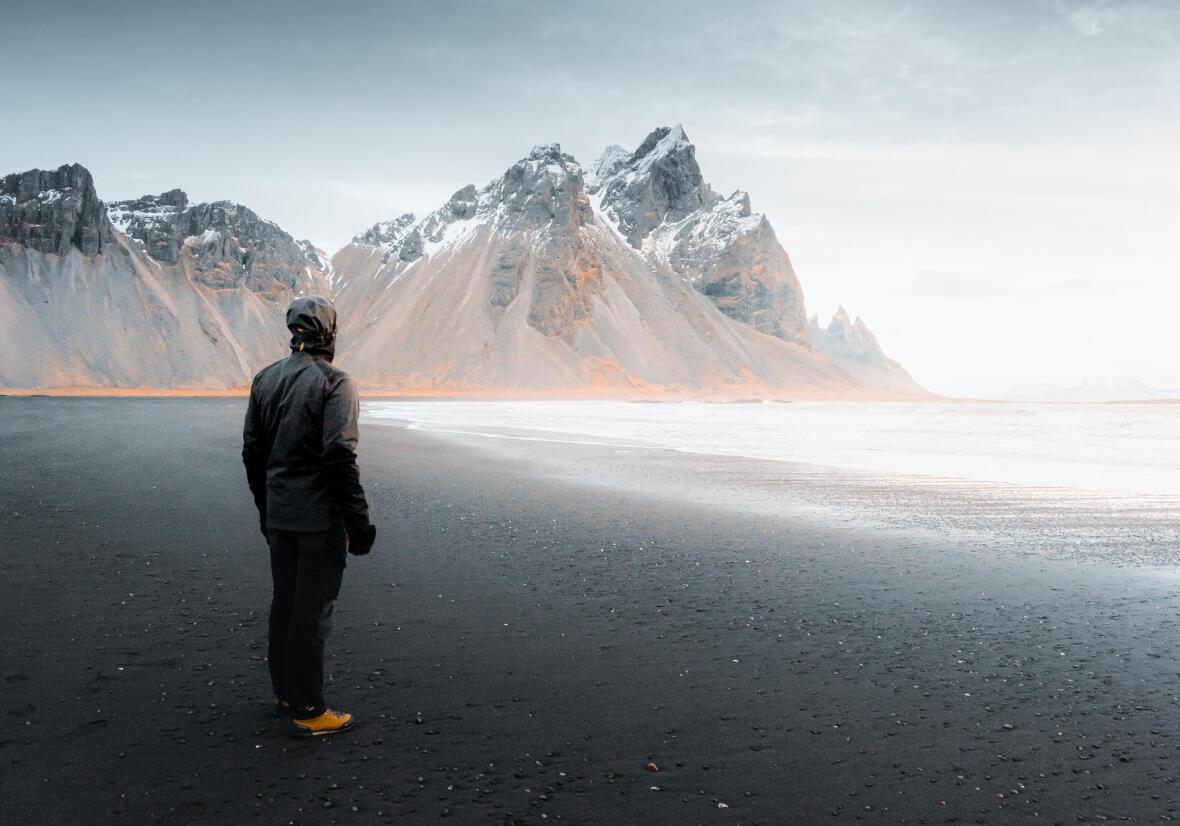 Solo micro-adventure in Iceland