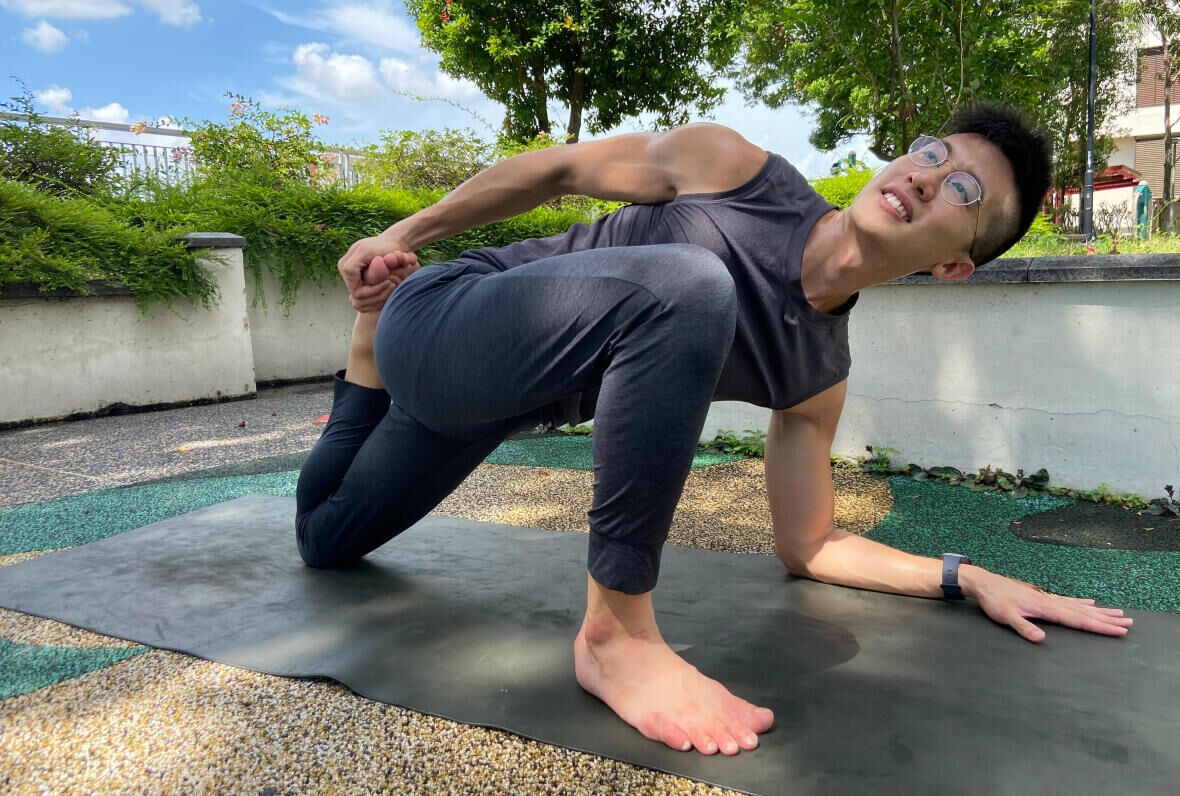 How Yoga has Aided Me on My Cycling Journey by Clifton Yeo