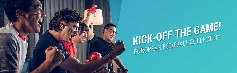 Kick-off the game! European Football Collection