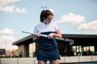 Comment est fait un stick de hockey sur gazon ?