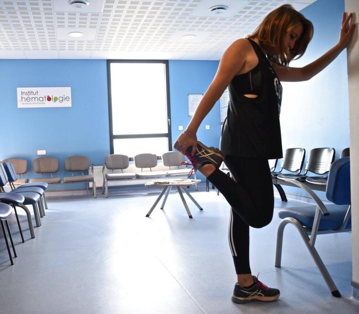 Léa et Vincent: rencontre avec deux «malades de sport»