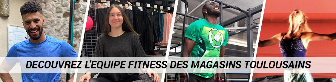 équipe fitness Toulouse
