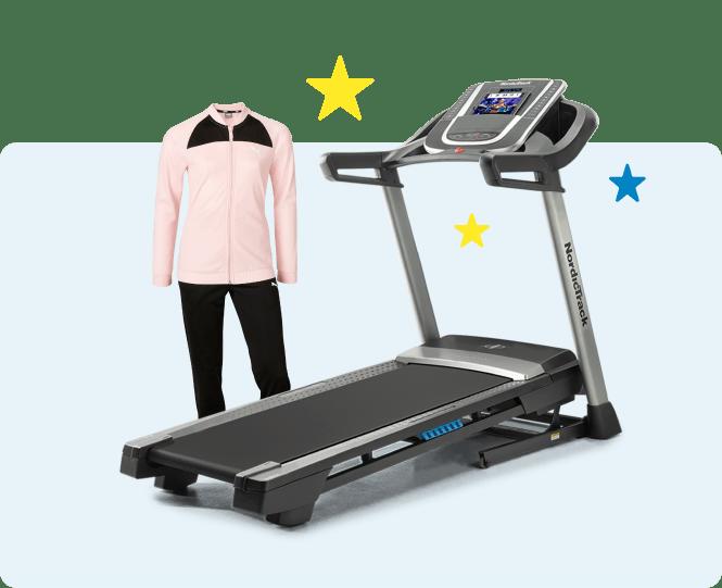 categorie gym & fitness