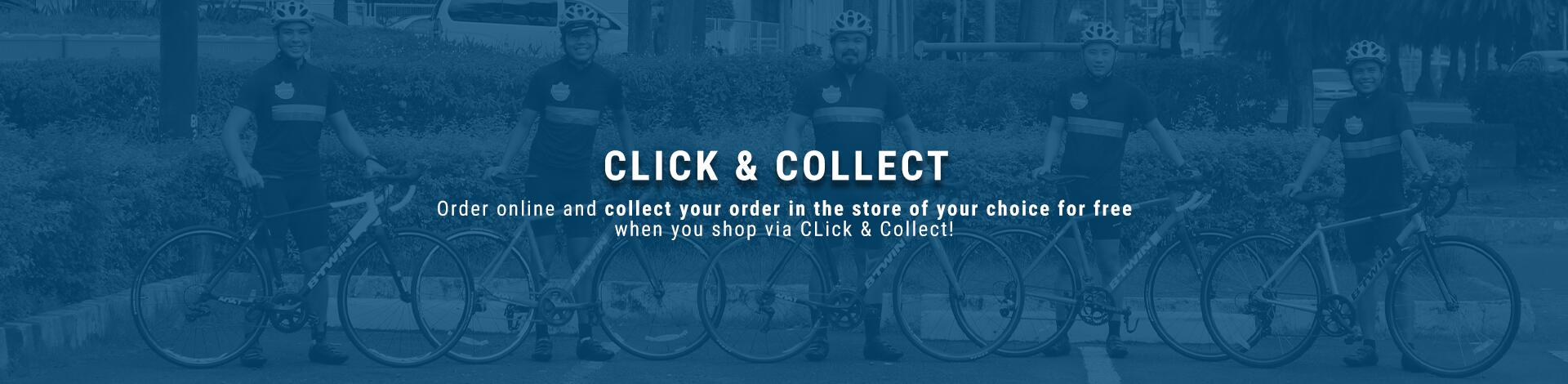 Decathlon Philippines Click and Collect