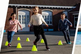 Sporturi pentru cei mici