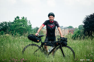 Bike 2 Sea: l'aventure cycliste d'Adrien pour Think Pink