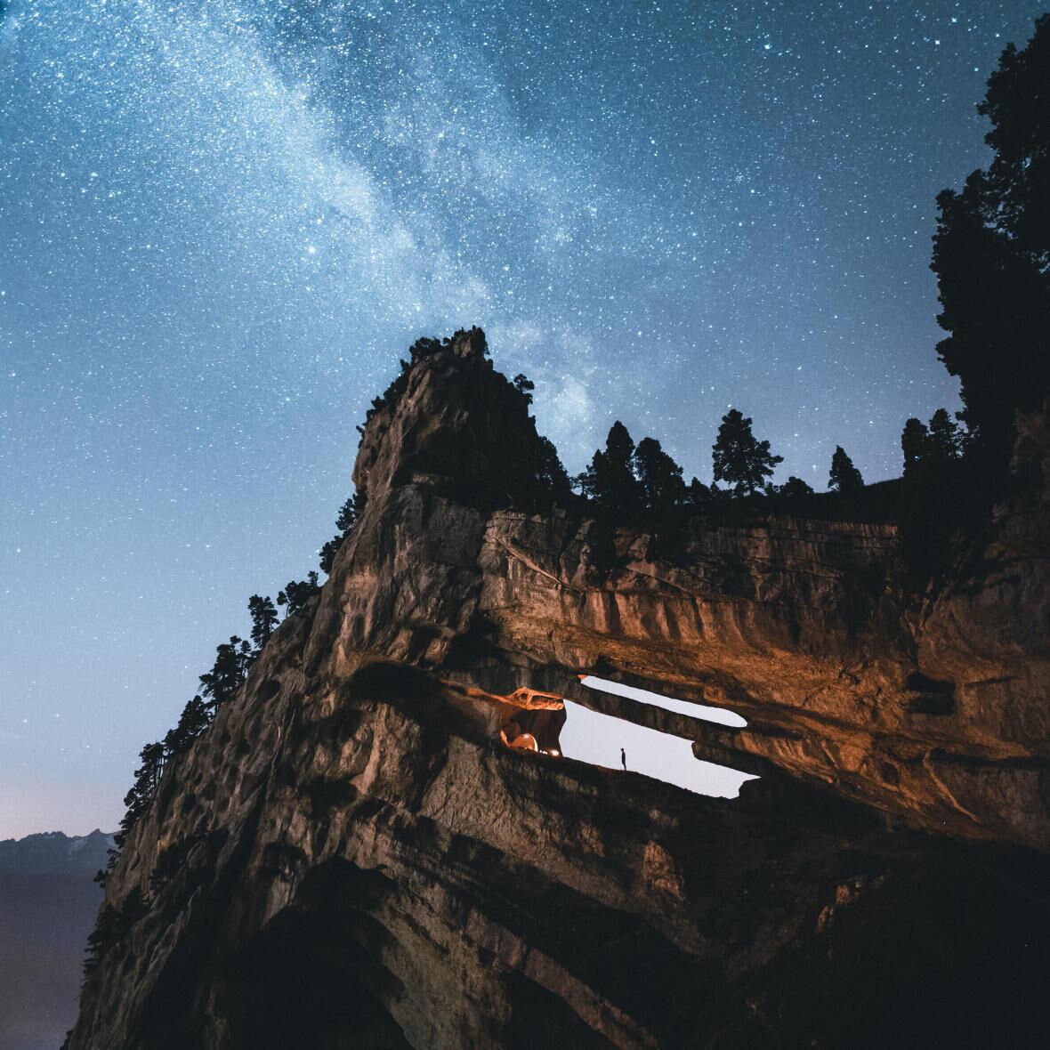 HOW TO TAKE NIGHT PHOTOS?