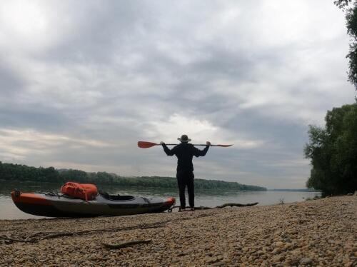 Solo trip down the Danube