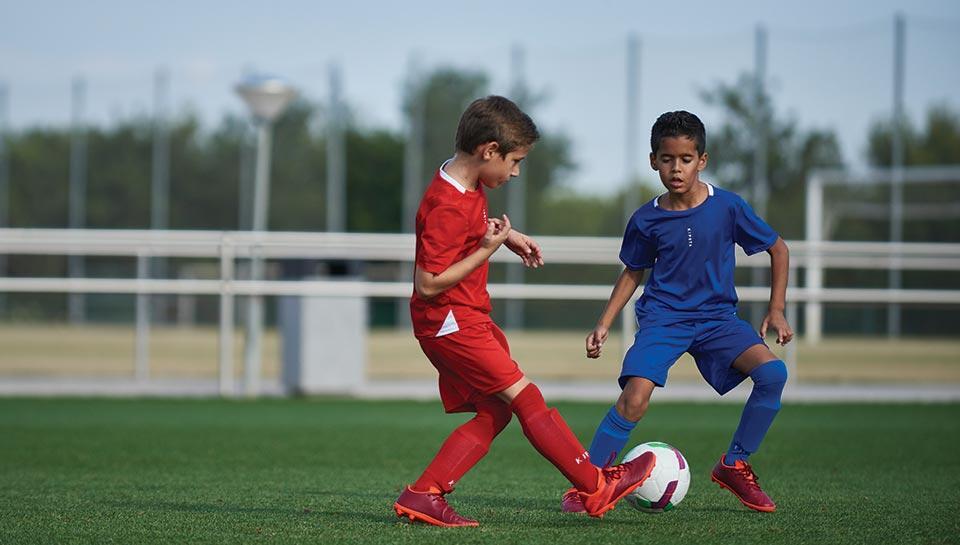 Tout pour le footballeur junior
