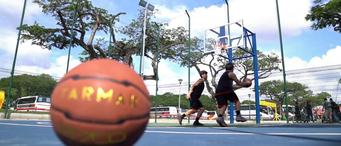 Basketball Courts in Singapore