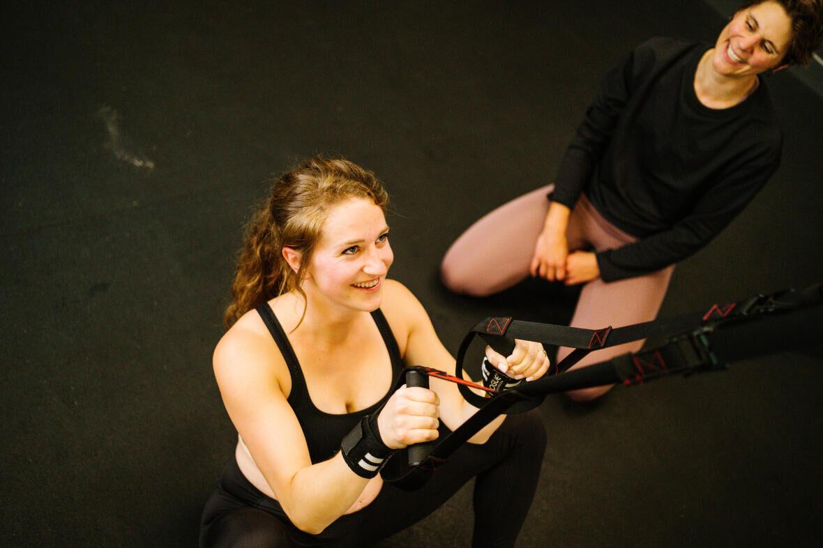 Portret Chloé: sporten tijdens je zwangerschap