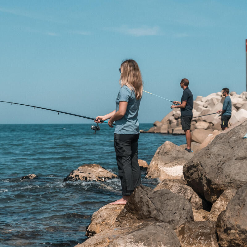 Découvrir la pêche en mer