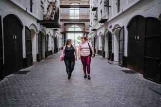 Portrait de Marijne :Surmonter les préjugés et les stéréotypes de l'obésité