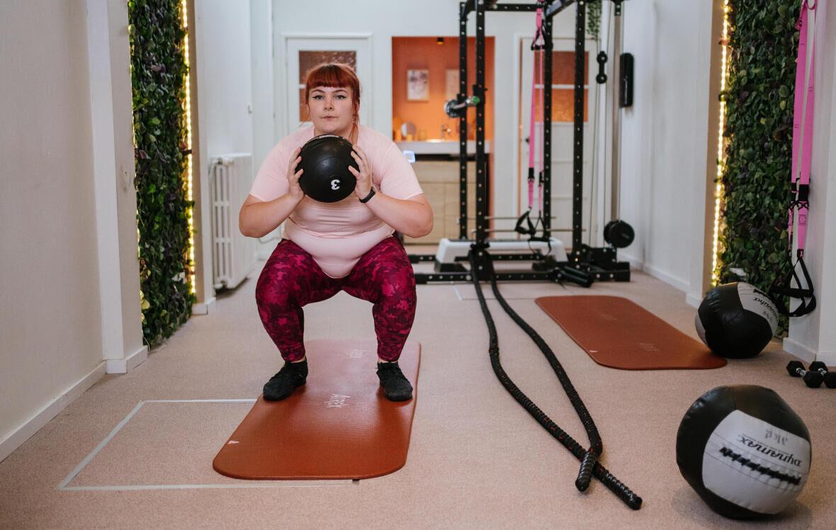 Portret Marijne: vooroordelen en stereotypes over gewicht