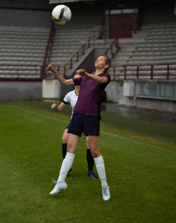 Le football féminin chez Kipsta