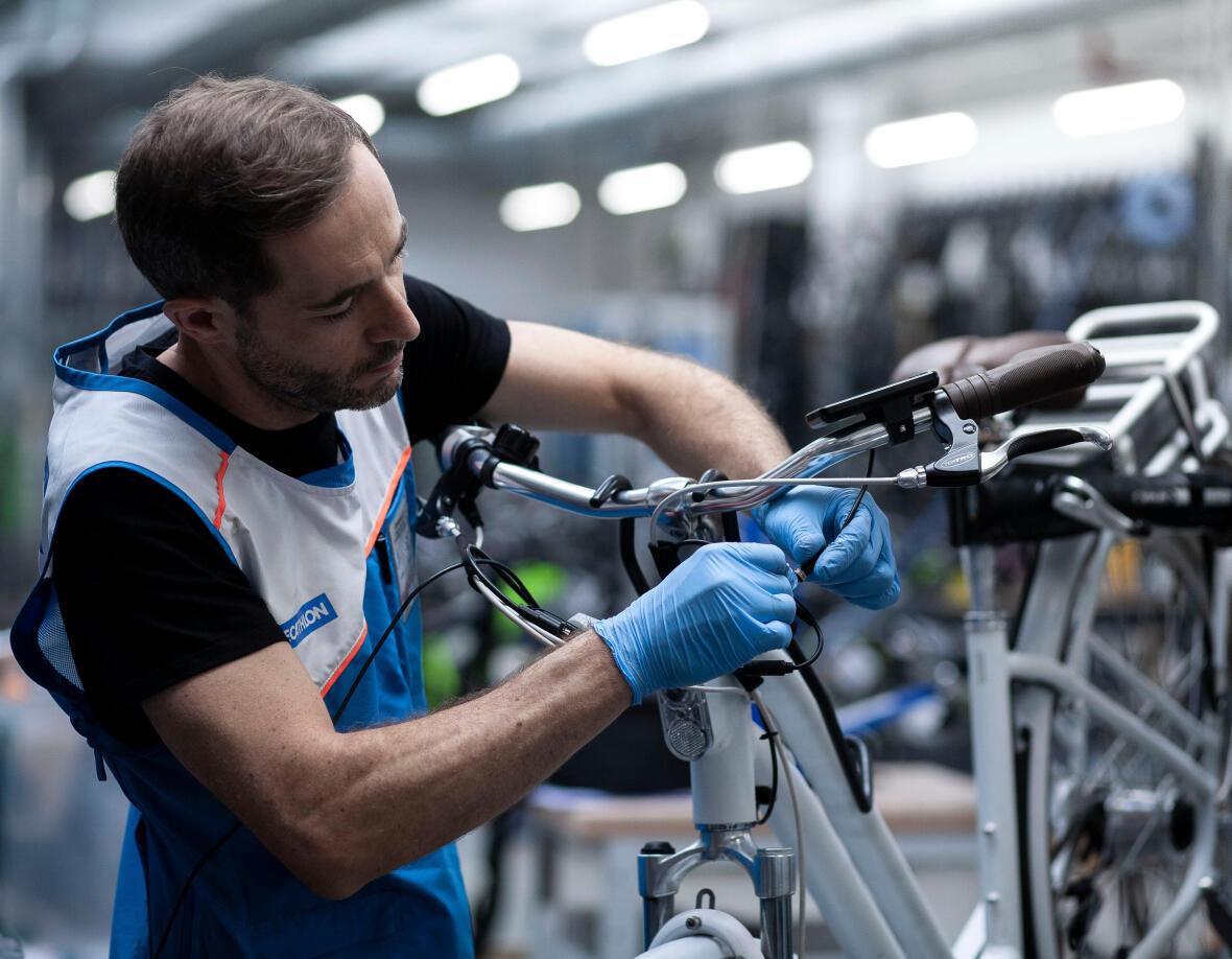 manutenzione bici monopattini | decathlon