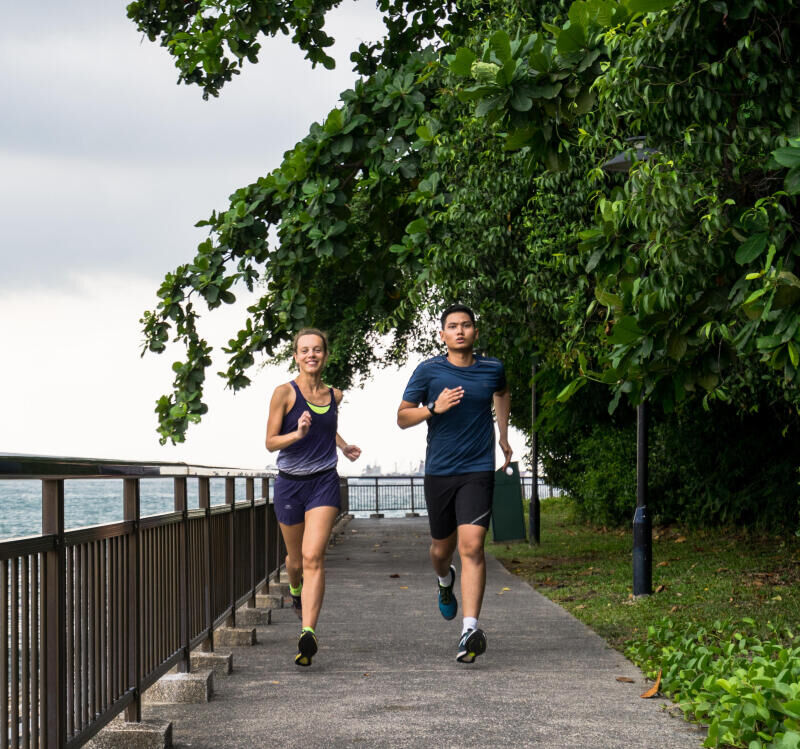 Our Top Hacks: How To Train For a 2.4km IPPT Run