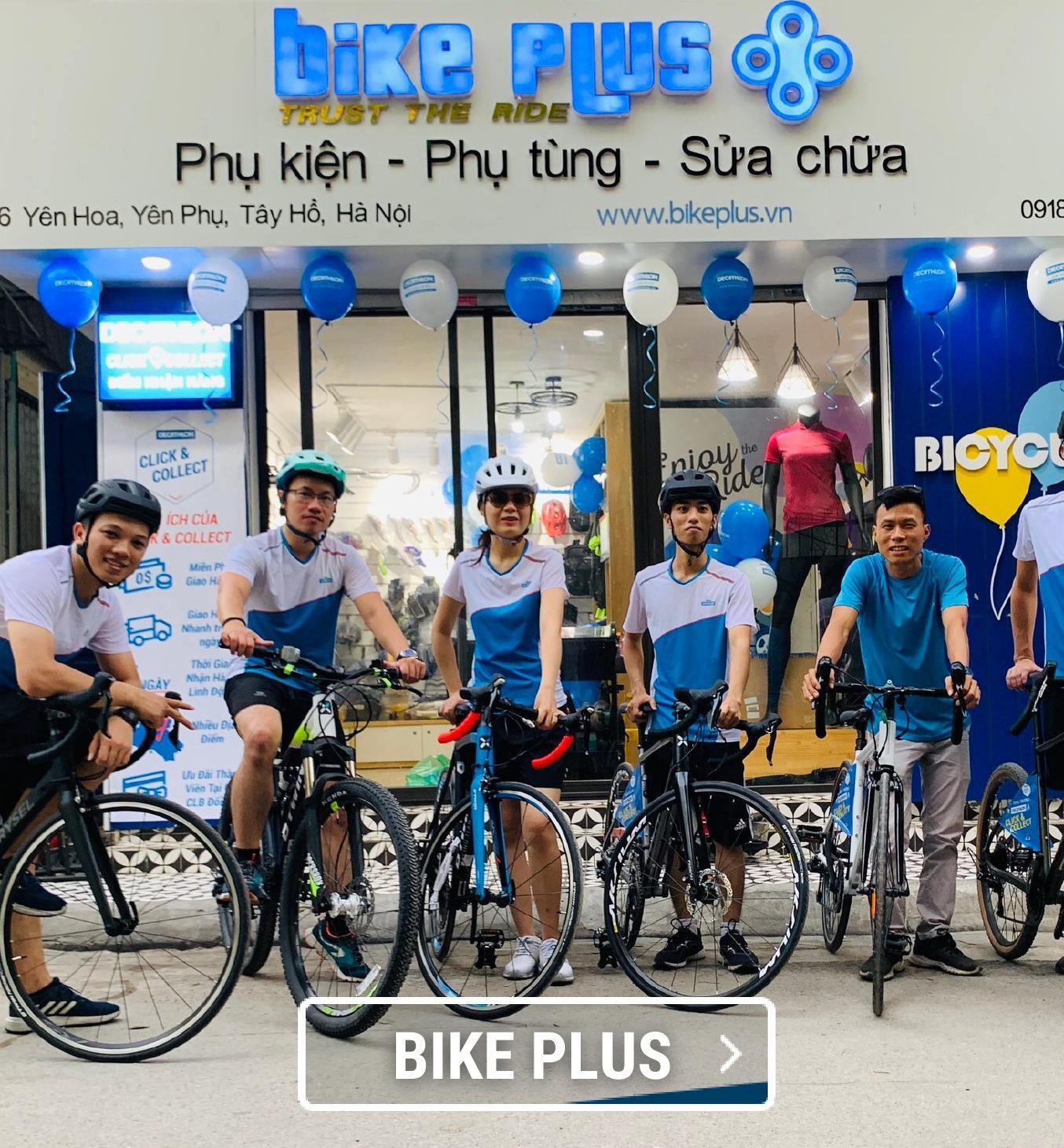 click & collect, đối tác giao hàng, xe đạp, xe đạp hà nội, câu lạc bộ xe đạp