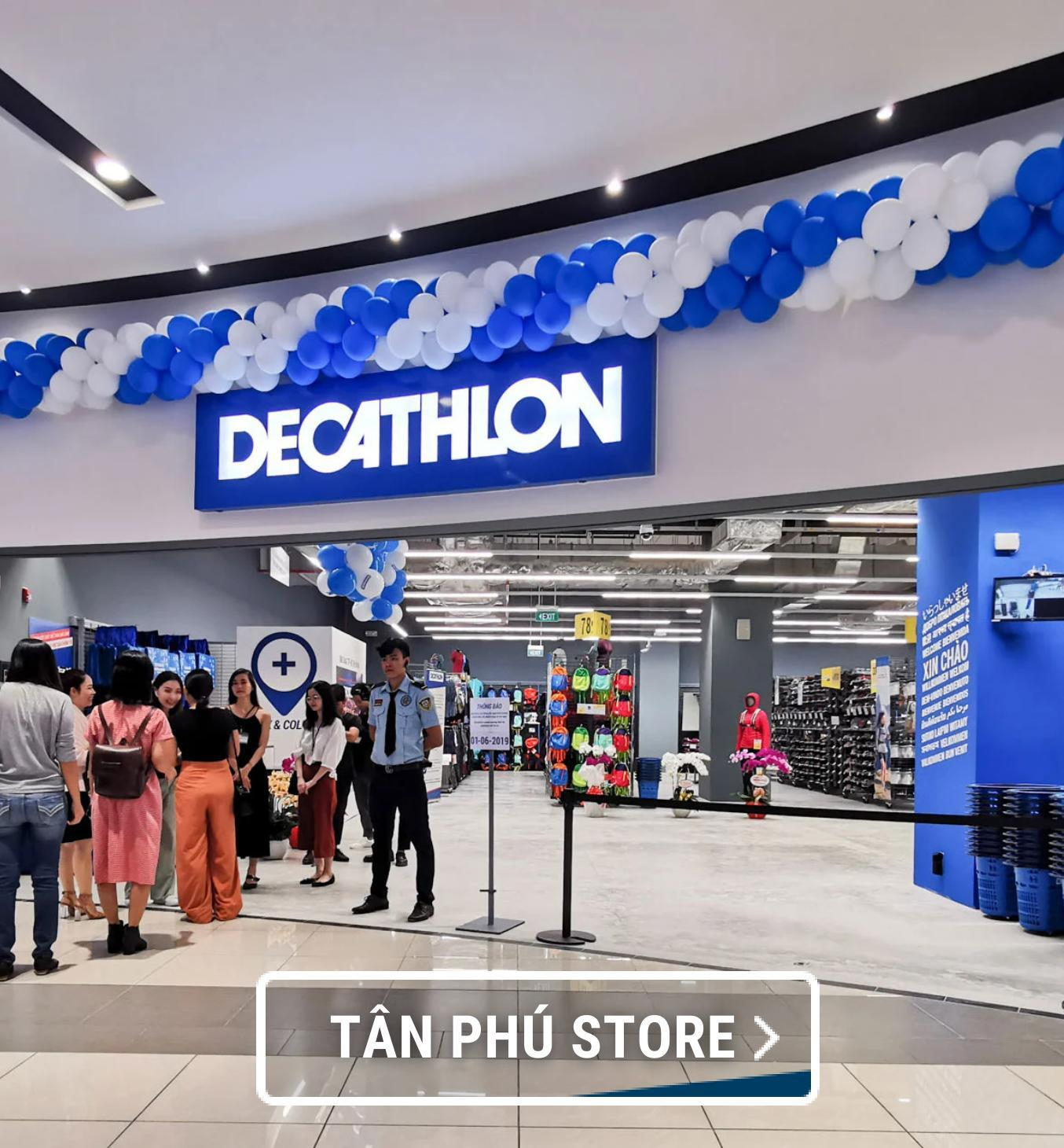 Click&collect, click and collect, partnership, delivery partner, tanphustore, decathlon store